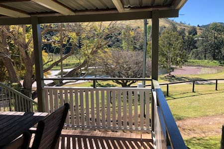 Bunya Grove Farm Stay - Amamoor - Mary Valley