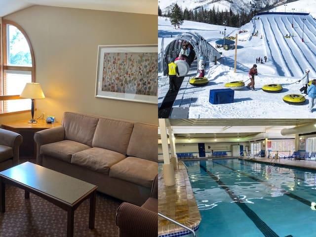 Pocono 2 Bed/2 Bath ~ Pool ~ Mini Golf~Hiking