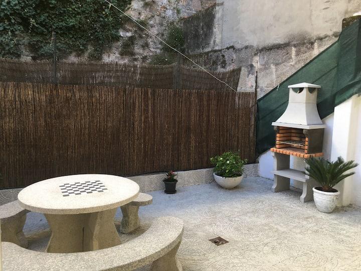 Vigo Casa con  patio privado y bbq Casco Histórico