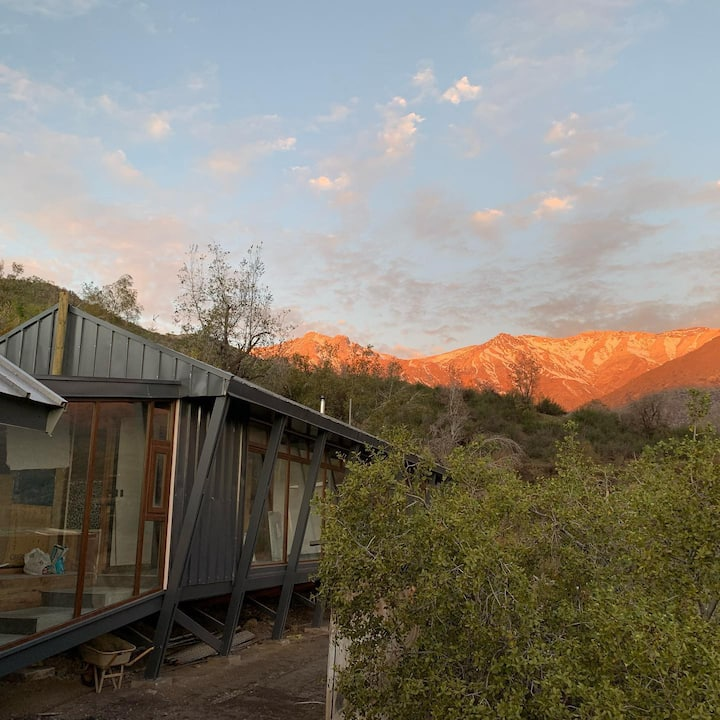 Casa Hirka                 mountain boutique lodge