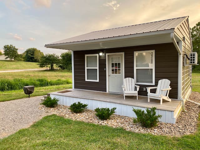 Landis Lane-Fred-New Tiny House With An Old Story