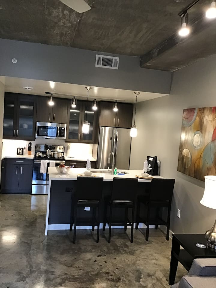 Cozy 1 Bedroom in the heart of Downtown Austin