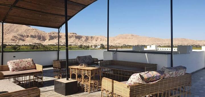 Horus Apartments Luxor - Memnon Street