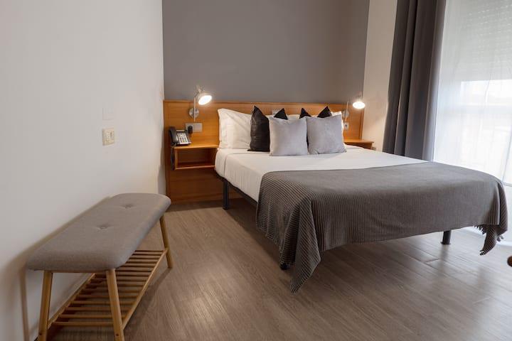 Hotel Carlos 96 - Habitación Single en Melide