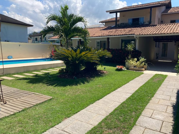 AMAZING HOUSE AT BARRA DA TIJUCA