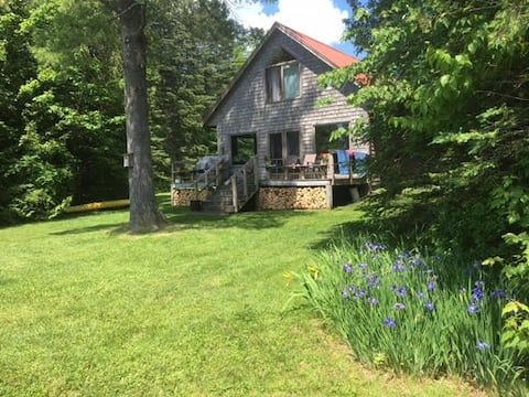 Tatebrook Cottage, Caspian Lake, Greensboro VT