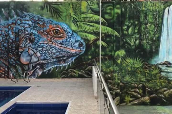 Casa Vacacional La Iguana | Piscinas Privadas