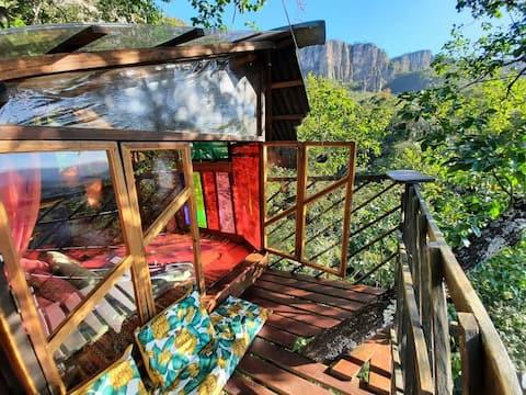 Alto Paraíso  - Araras Treehouse - Mariri Jungle