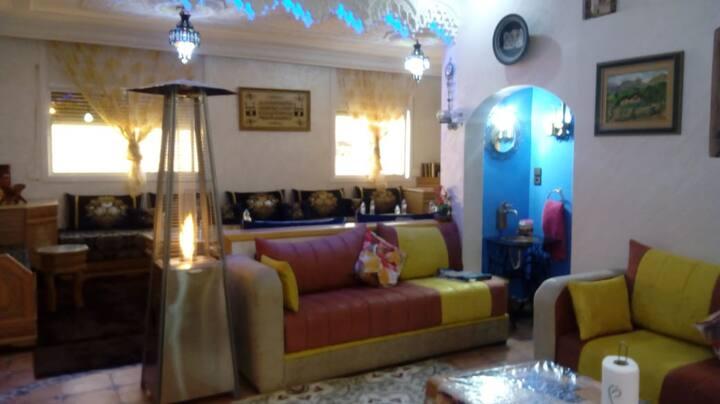 DaRiad Alae: Morocco cultural exchange & homestay