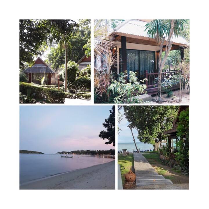 Garden Bungalow near Chaweng Beach #1
