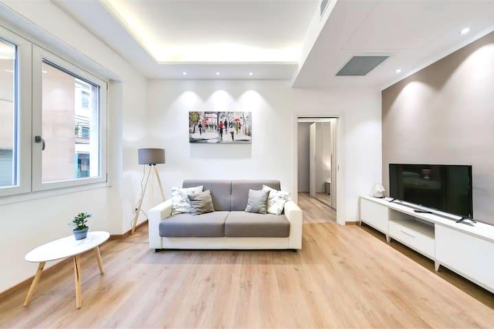 [Ariston - Ciclabile] Appartamento in CENTRO ☆☆☆☆☆