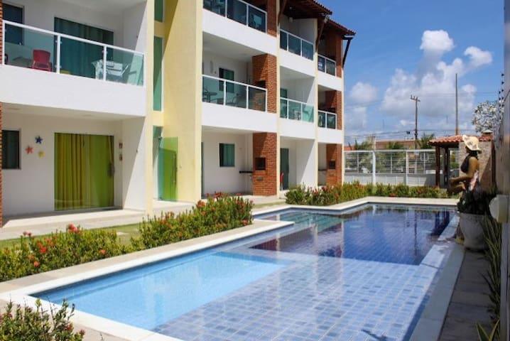 Apartamento Privê Beach  05 térreo Tamandaré