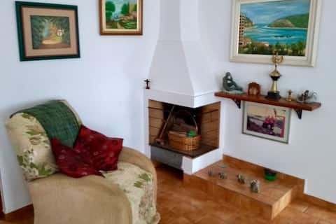 Wifi, fireplace, leisure, quiet, your cottage!