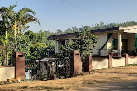 Kweto a homestay 1 BHK for couples,ladies,singles.