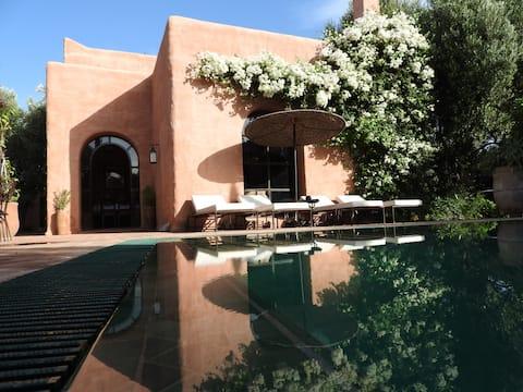 Villa dans la campagne d'Essaouira