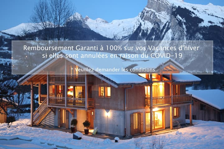 Beautiful Luxury Chalet in the Grand Massif