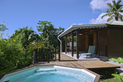Aloé Cottage mit privatem Salzpool