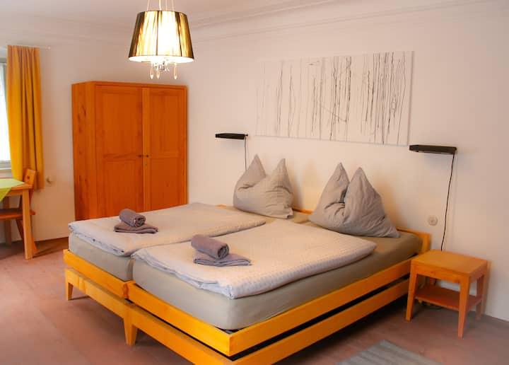 Doppelzimmer 3 im Schwarzen Haus in Ybbsitz