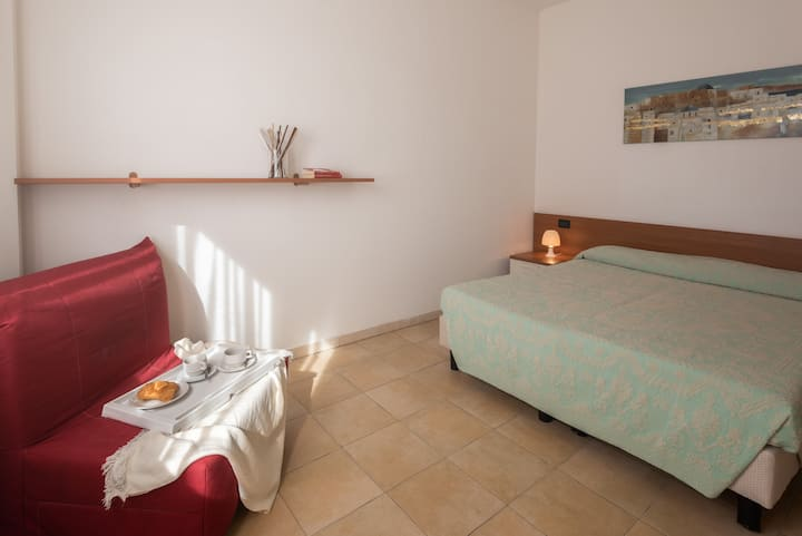 One bedroom apartment for 3 people - Le Fontane