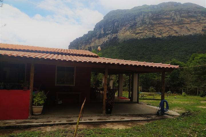 Casa Rubra, Campo Redondo, Ibicoara - Ba