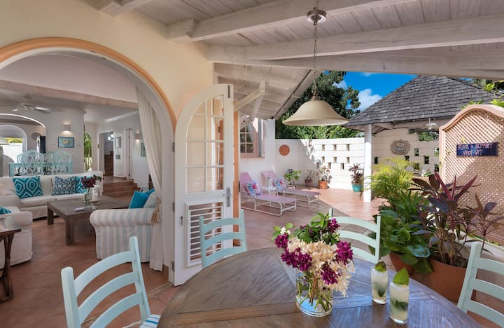 Sugar Hill Resort-Barbados Gov cert villa 1-3 bed
