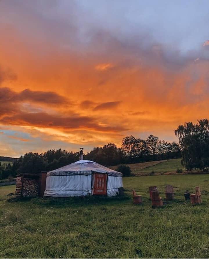 Yurt - Jurtička
