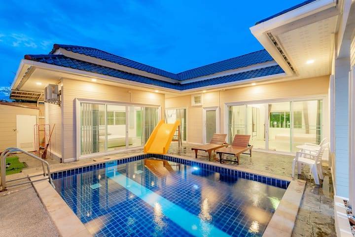 ฺBaan Camp Hua Hin Poolvilla