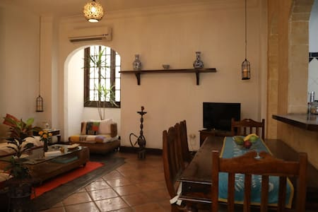 your cosy home in zamalek near the river nile