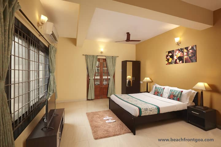 5 BHK Villa by BEACH FRONT GOA AT CALANGUTE