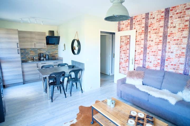 La Company des Concierges / Le green way apartment