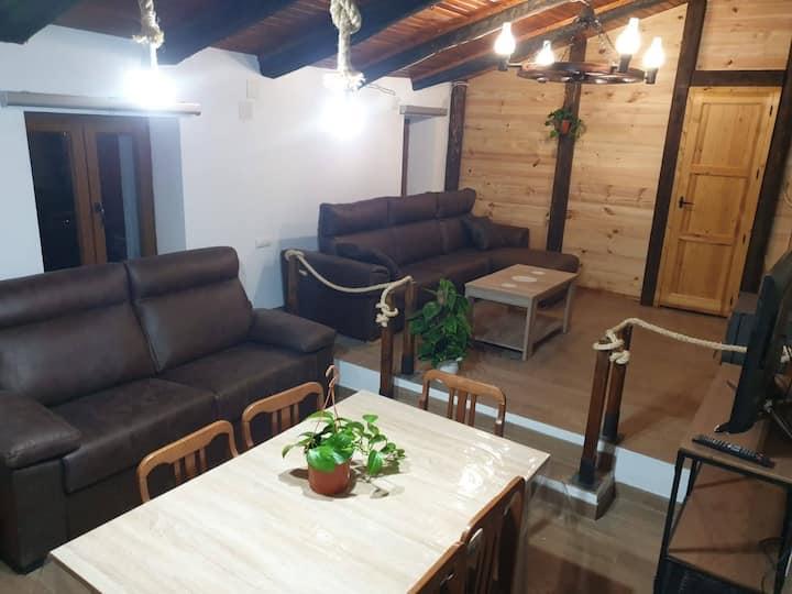 Apartamento la Herrería en Villarroya