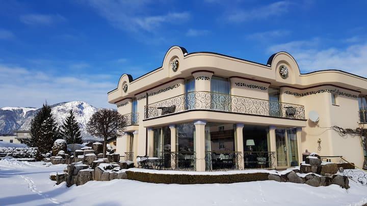 Austria Mansion, Sauna/Hike 10P Christmas/NYE