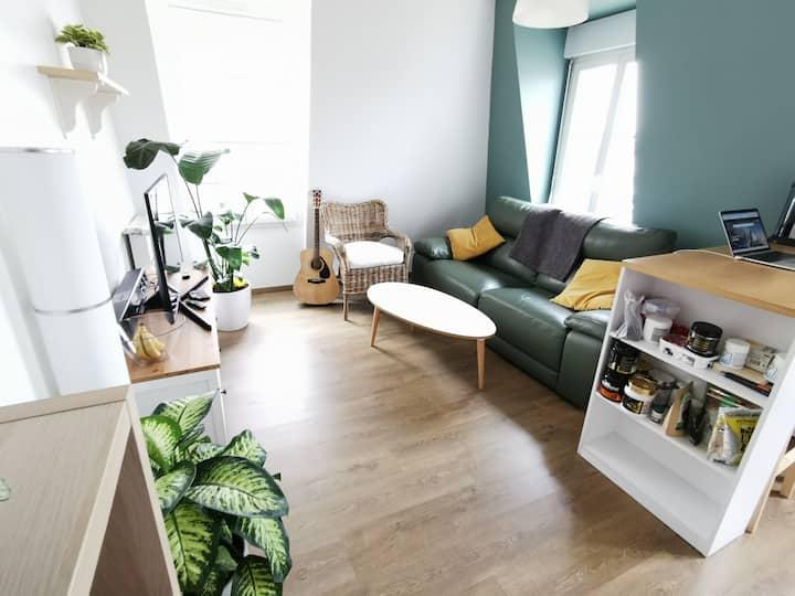 Charmant appartement tout confort pour 2 personnes