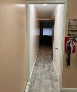 36in / 3ft wide hallway