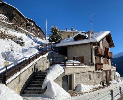 Casa Raffy & Tullio (6km da Bormio)