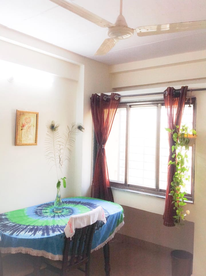 Lovely place in Kharghar valley....Entire Flat :)