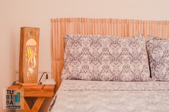 Tubiba hostel - suite - 1min away from the beach