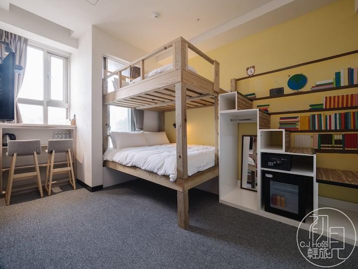 BEIMEN/XIMEN MRT - Standard Twin Room