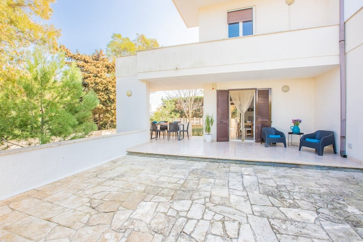 Villa Salento for  holidays in Ostuni near beaches