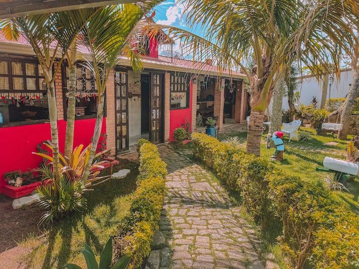 Casa de Veraneio Villa Lopes