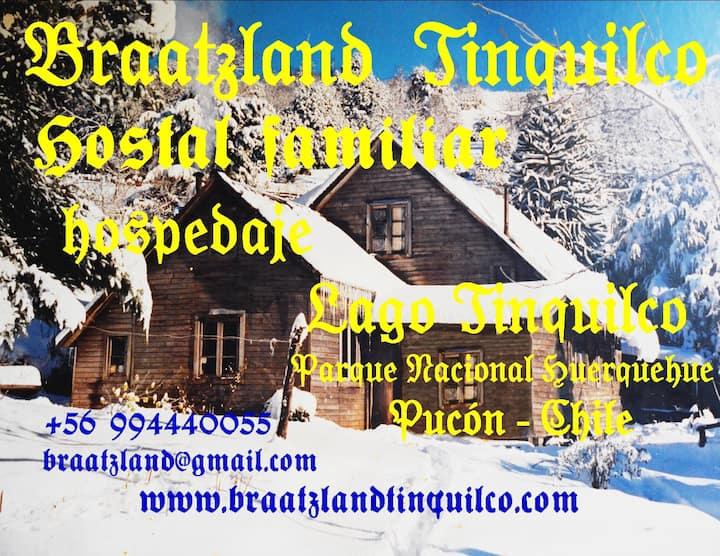 BRAATZLAND TINQUILCO HOSTAL