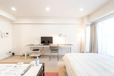 402_BUREAU TAKANAWA/Shinagawa/clean&comfortable