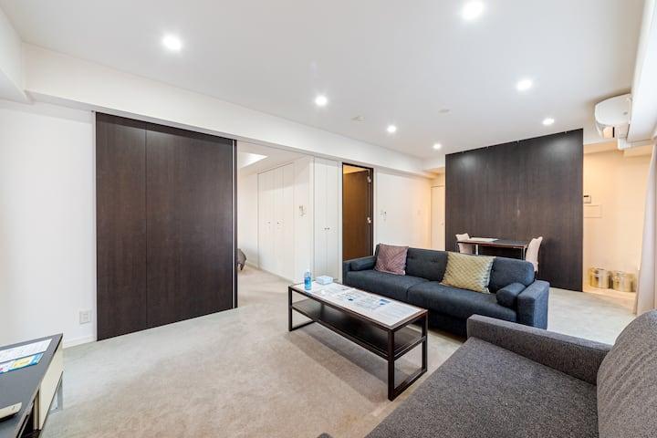 603_BUREAU TAKANAWA/Shinagawa/clean&comfortable