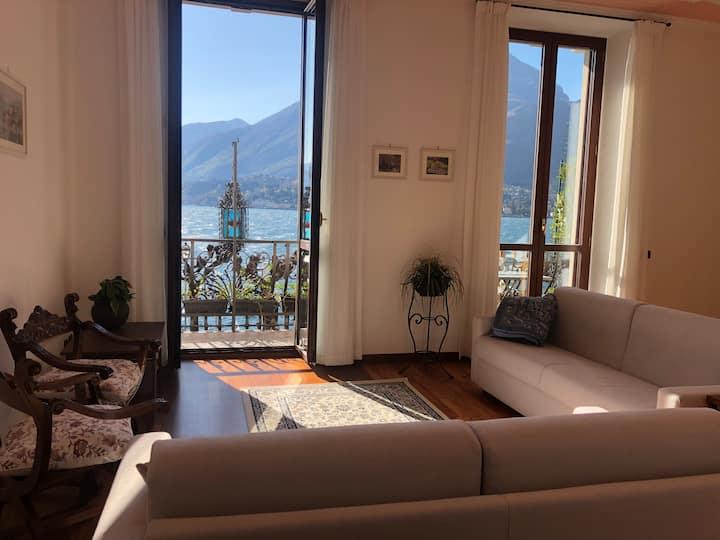 Appartement Imbarcadero: vue incroyable sur le lac