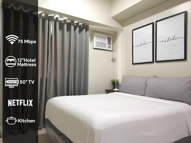 NETFLIX — 75 Mbps — Makati