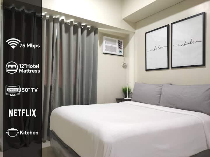 UV DISINFECTED - 75 Mbps - Hotel mattress - Makati