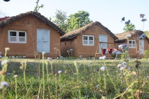 Kaaya Mud Earth Cottage One