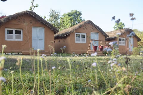Kaaya Mud Earth Cottage Three