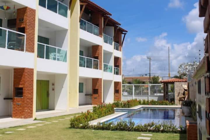 Apartamento Privê Beach primeiro andar 105