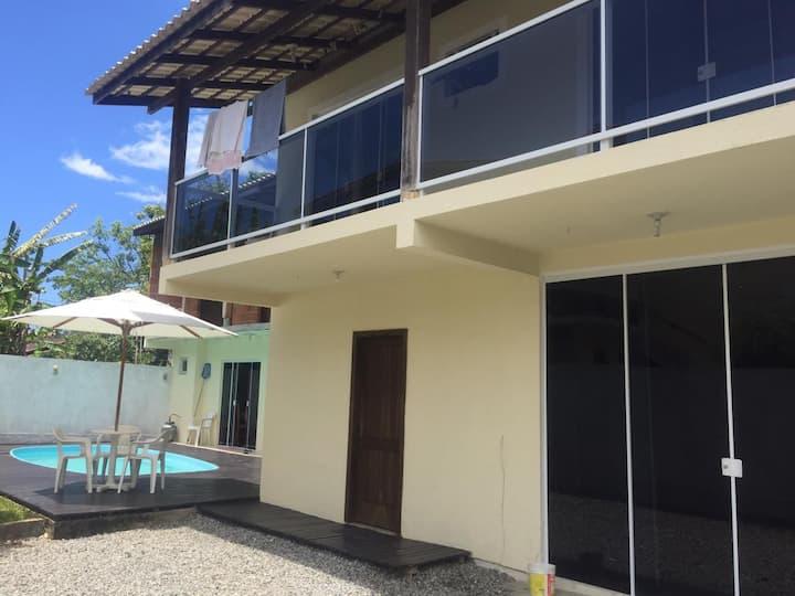 Casa com Piscina-Praia Estaleirinho -Baln Camboriú